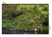 Columbia River Gorge, Oregon, Usa Carry-all Pouch