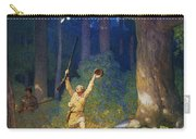 Cooper: Deerslayer, 1925 Carry-all Pouch
