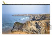 Cornwall - Bedruthan Steps Carry-all Pouch