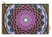 Cosmic Flower Mandala 7 Carry-all Pouch