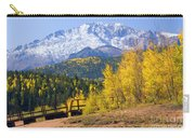 Crystal Lake On Pikes Peak Carry-all Pouch