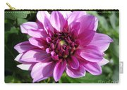 Dahlia Named Blue Bell Carry-all Pouch