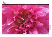 Dahlia Named Pretty In Pink Carry-all Pouch