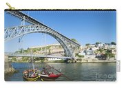 Dom Luis Bridge Porto Portugal Carry-all Pouch