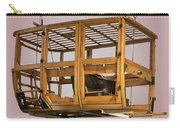4 Door Vehicle Wood Frame Carry-all Pouch