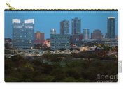 Downtown Fort Worth Texas Carry-all Pouch