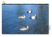 4 Duck Pond Carry-all Pouch