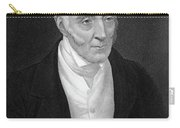Duke Of Wellington (1769-1852) Carry-all Pouch