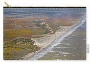 East Coast Aerial Near Jekyll Island Carry-all Pouch