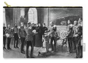 Edward Vii (1841-1910) Carry-all Pouch