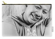Ella Fitzgerald (1917-1996) Carry-all Pouch