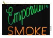 Emporium Smoke Shop Carry-all Pouch