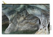 Eroded Marble Shoreline Carry-all Pouch