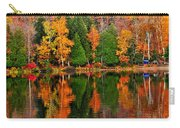 Fall Forest Reflections Carry-all Pouch