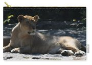 Female Lion Carry-all Pouch