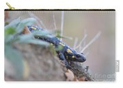Fire Salamander - Salamandra Salamandra Carry-all Pouch