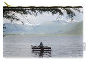 Flooding Lake Carry-all Pouch