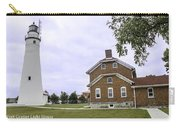 Fort Gratiot Light House Carry-all Pouch