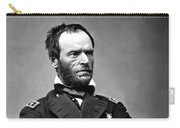 General William Tecumseh Sherman Carry-all Pouch by War Is Hell Store