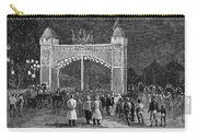 Golden Jubilee, 1887 Carry-all Pouch