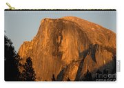 Half Dome, Yosemite Np Carry-all Pouch