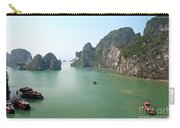 Halong Bay In Vietnam Carry-all Pouch