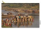 Hampi Ghats Carry-all Pouch