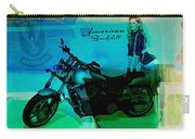 Harley Davidson Ad Carry-all Pouch