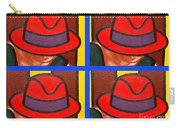 4 Hats Carry-all Pouch