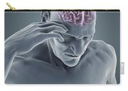 Head Ache Carry-all Pouch