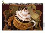 Cappuchino With Choclates Carry-all Pouch