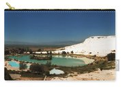 Hot Springs And Travertine Pool Carry-all Pouch