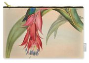 Hummingbirds Carry-all Pouch