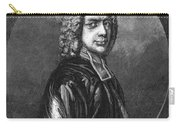 Isaac Watts (1674-1748) Carry-all Pouch