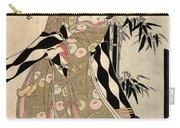 Japan: Tale Of Genji Carry-all Pouch