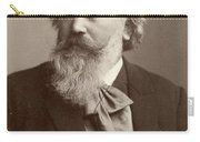 Johannes Brahms (1833-1897) Carry-all Pouch