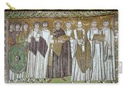 Justinian I (483-565) Carry-all Pouch