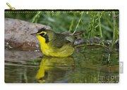 Kentucky Warbler Carry-all Pouch