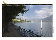Lake Front With Trees Carry-all Pouch