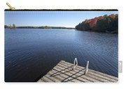 Lake In Autumn Carry-all Pouch