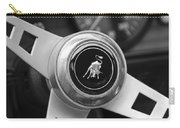 Lamborghini Steering Wheel Emblem Carry-all Pouch