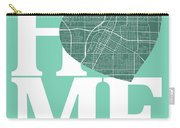 Las Vegas Street Map Home Heart - Las Vegas Nevada Road Map In A Carry-all Pouch