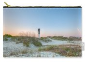 Sullivan's Island Dunes To Lighthouse View Carry-all Pouch