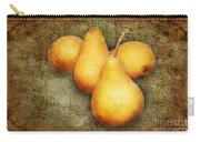 4 Little Pears Are We Carry-all Pouch