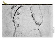 Ludwig Van Beethoven (1770-1827) Carry-all Pouch