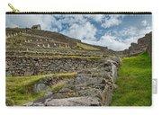 Machu Picchu Carry-all Pouch