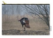 Male Eastern Wild Turkey Carry-all Pouch