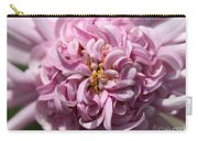 Marguerite Daisy Named Double Pink Carry-all Pouch