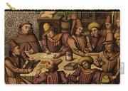 Medieval Accountants, 1466 Carry-all Pouch