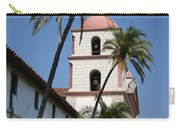 Old Mission Santa Barbara Carry-all Pouch